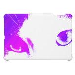 Ojos de gato (coloreados) iPad mini carcasas
