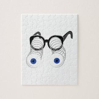 Ojos de Google Puzzle Con Fotos