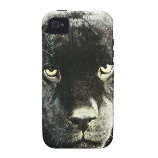 Ojos de Jaguar iPhone 4 Fundas