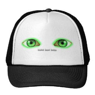 Ojos de la envidia gorras