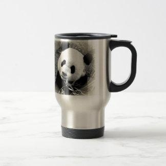 Ojos de la panda taza térmica