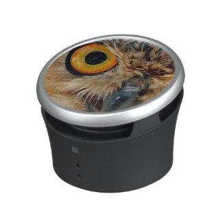 Ojos de los búhos altavoz con bluetooth