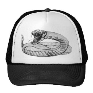 Ojos de serpiente gorras