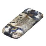 Ojos de un leopardo nublado galaxy SIII carcasas