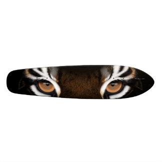 """Ojos de un monopatín del tigre patineta 7 7/8"""""""