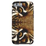 Ojos de un tigre funda para iPhone 6 tough