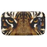 Ojos de un tigre galaxy s3 protector