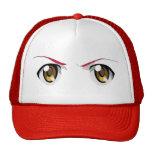 Ojos de Yoko Littner - gorra de Gurren Lagann