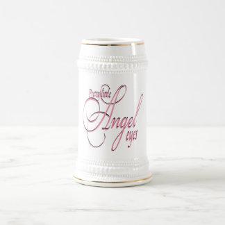 Ojos del ángel - Stein Jarra De Cerveza