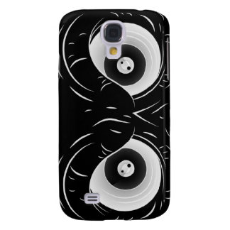 Ojos del BÚHO Funda Para Galaxy S4
