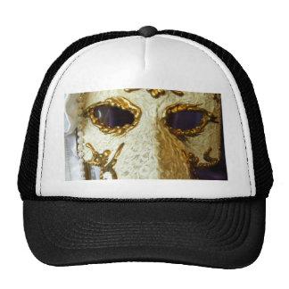 Ojos del carnaval gorras