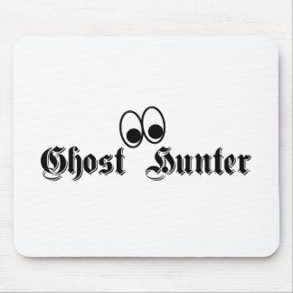 Ojos del cazador del fantasma tapete de ratones