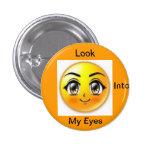 ojos del marrón pins
