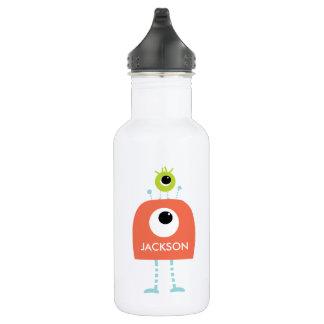 Ojos en usted botella de agua personalizada el |