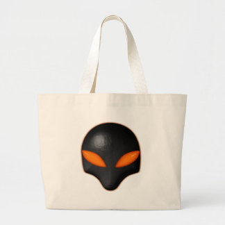 Ojos extranjeros del naranja de la cara del insect bolsa