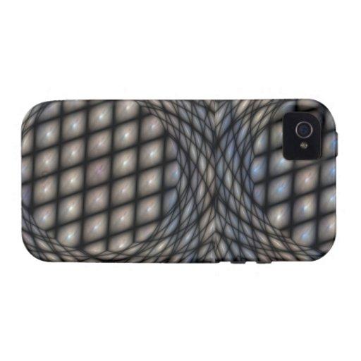 Ojos extranjeros iPhone 4 carcasas