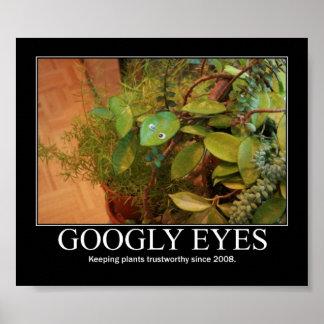 Ojos Googly Impresiones