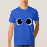 ojos googly remera