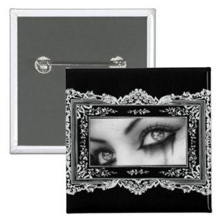 Ojos góticos pins