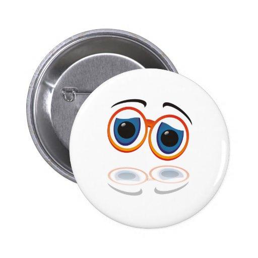 Ojos Pin Redondo 5 Cm