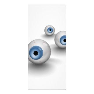 Ojos Diseños De Tarjetas Publicitarias