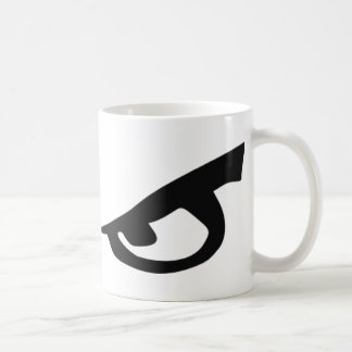 Ojos Taza De Café