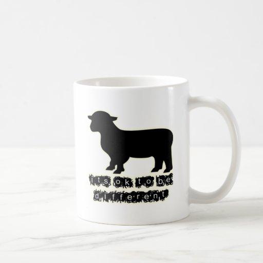 ok black sheep farm classic white coffee mug