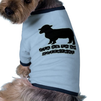 ok black sheep farm doggie tshirt