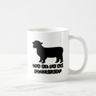 ok black sheep farm mugs