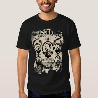 OK Corral Shootout T-Shirt