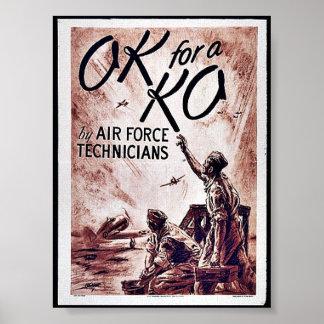 Ok For Ko Poster