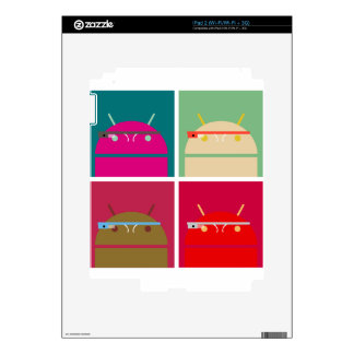 OK Glass Skins For The iPad 2