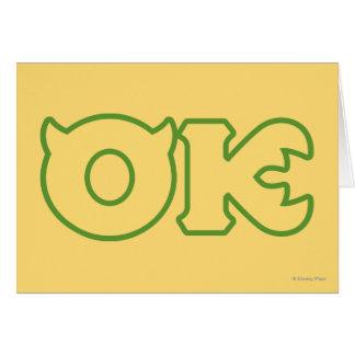 OK Logo Cards