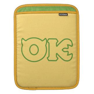 OK Logo Sleeve For iPads