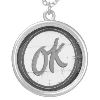 OK Necklace
