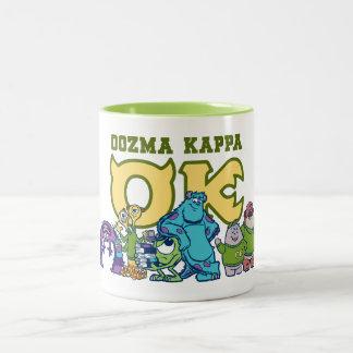 OK - OOZMA KAPPA  1 COFFEE MUG