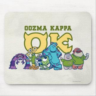 OK - OOZMA KAPPA  1 MOUSE PAD