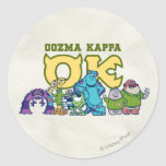 OK - OOZMA KAPPA  1 STICKER