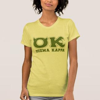 OK - OOZMA KAPPA Logo Tee Shirts