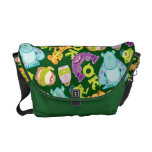 OK Pattern Courier Bags