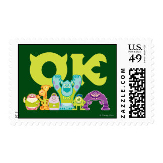 OK - Scare Students Stamps