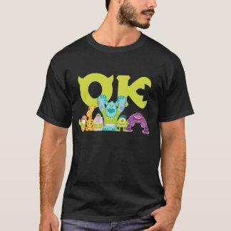 OK - Scare Students T-Shirt