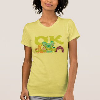 OK - Scare Students T Shirts
