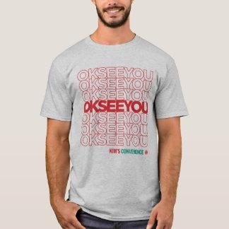OK SEE YOU - Matthew Fleming T-Shirt