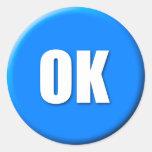 OK Sticker (large)