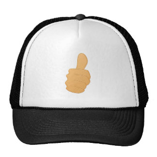 ok thumbs highly thumb UP Mesh Hat