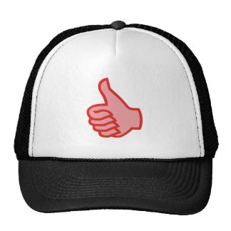 OK thumbs highly thumbs UP Trucker Hat