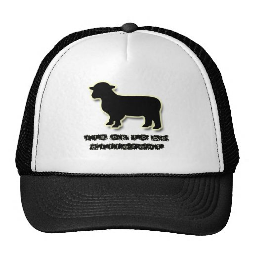 Ok to be a Black Sheep Different Hats
