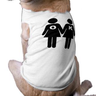 OK TO BE GAY (lesbian) T-Shirt
