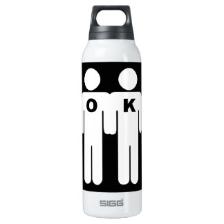 OK TO BE GAY - .png SIGG Thermo 0.5L Insulated Bottle